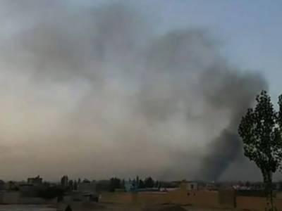 افغانستان: طالبان کا غزنی پرحملہ، درجنوں افراد ہلاک،100زخمی