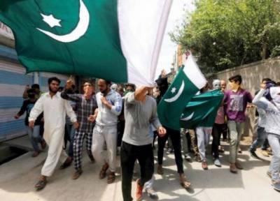 مقبوضہ کشمیرمیں 14 اگست کو یوم آزادی پاکستان منایاجائےگا
