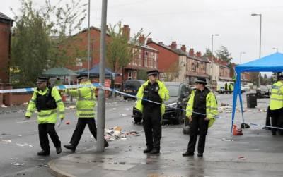 مانچسٹر:کلیئر مونٹ روڈ پر فائرنگ سے10 افراد زخمی