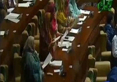 سندھ اسمبلی کے نومنتخب 168 اراکین اسمبلی نے حلف اٹھا لیا
