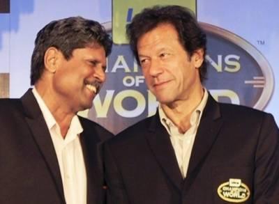 کپل دیو کی عمران خان کی تقریب حلف برداری میں شرکت سے معذرت