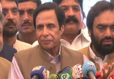 کوشش ہوگی کہ ہم بہتری کی جانب چلیں:پرویز الہی