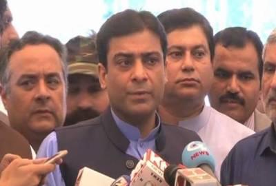 نئے پاکستان کا نعرہ لگانے والوں نے آغاز ہی خریدوفروخت سے کیا,ہم جواں مردی سے اپوزیشن کریں گے:حمزہ شہباز