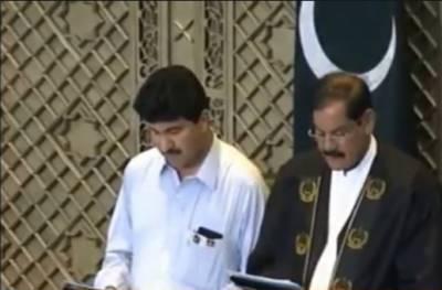 محمود جان ڈپٹی اسپیکر خیبرپختونخوا اسمبلی منتخب