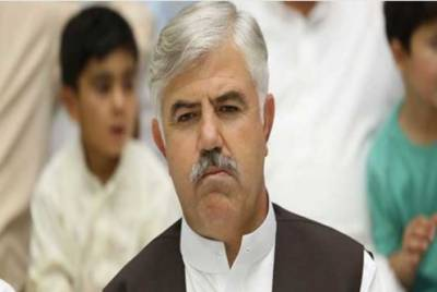 تحریک انصاف کے محمود خان نئے وزیراعلیٰ خیبرپختونخوا منتخب