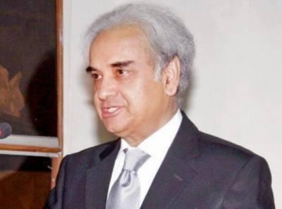 نگران وزیراعظم جسٹس(ر)ناصر الملک اپنے عہدے سے سبکدوش
