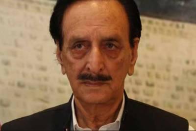 راجہ ظفر الحق مسلم لیگ(ن) کی جانب سے سینیٹ میں قائد حزب اختلاف نامزد