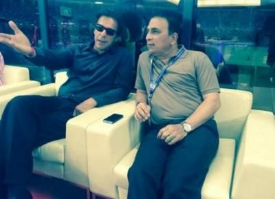 سنیل گواسکر کی نو منتخب وزیراعظم عمران خان کو مبارکباد