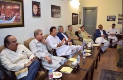 نومنتخب وزیراعظم عمران خان کی 21رکنی کابینہ کل حلف اٹھائے گی
