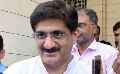 مراد علی شاہ کی وزیراعلی ہائوس آمد،گارڈ آف آنر پیش کیا گیا