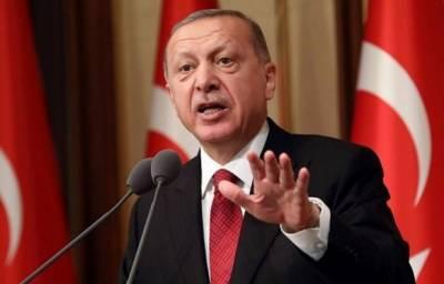 ترکی امریکا سے خوفزدہ نہیں ہوگا,خود کو ہمارا اسٹریٹجک پارٹنر کہنے والوں کے آگے سر نہیں جھکائیں گے: ترک صدر