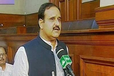پنجاب کے نئے منتخب وزیراعلیٰ عثمان بزدارآج حلف اٹھائیں گے