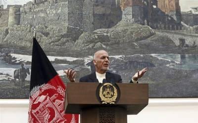 افغان صدر اشرف غنی نے عید الاضحیٰ پر طالبان کو فائر بندی کی پیشکش کر دی