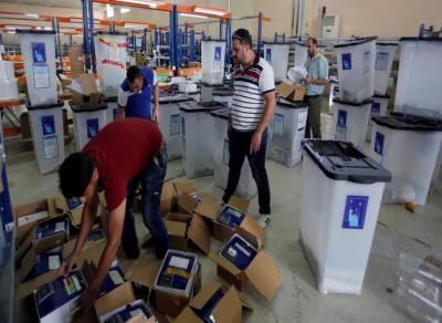 عراق : سپریم کورٹ نے انتخابی نتائج کی تصدیق کر دی