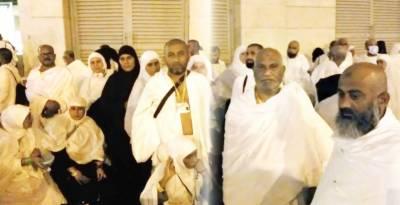 لبیک اللھم لبیک: حج کا رکن اعظم وقوف عرفات آج ادا کیا جائیگا