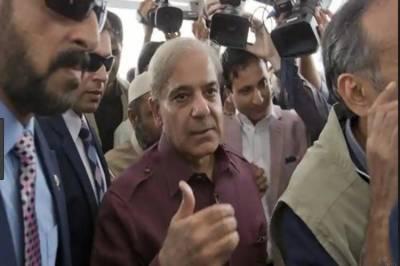 سابق وزیر اعلی اور مسلم لیگ ن کے صدر شہباز شریف نیب آفس پہنچ گئے