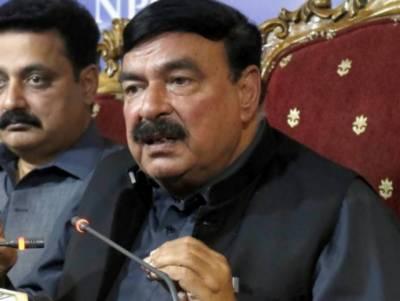پاکستان ریلوے میں کوئی سیاسی مداخلت برادشت نہیں کروں گا، ریلوے میں ہر سطح پر بدعنوانی کا خاتمہ کیا جائیگا: وزیرریلوے شیخ رشید احمد