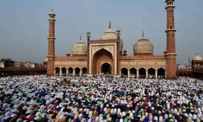 عید الاضحٰی کل ملک بھر میں مذہبی جوش و جذبے سے منائی جائیگی