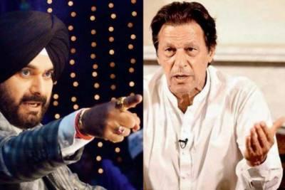 اپنی حلف برداری میں شرکت پرنوجوت سنگھ سدھو کاشکریہ اداکرتا ہوں:وزیراعظم عمران خان