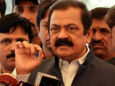 عمران خان کی حکومت کو آسانی سے صدارتی الیکشن ہرایا جا سکتا ہے: رانا ثنا اللہ