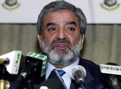 دوہری شہریت نہیں رکھتا، پاکستانی ہونے پر فخر ہے: احسان مانی