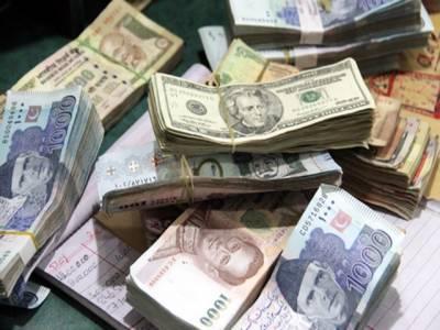 اوپن کرنسی مارکیٹ میں ڈالر کی قدر میں50پیسے اضافہ