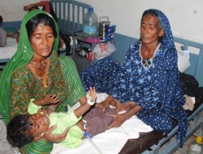 تھر میں بچوں کی اموات کا سلسلہ نہ رک سکا،مزید 5 بچے دم توڑ گئے