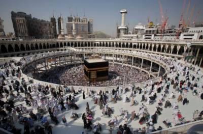 حج کی تکمیل کے بعد اللہ کے مہمان واپس اپنے اپنے وطن روانہ