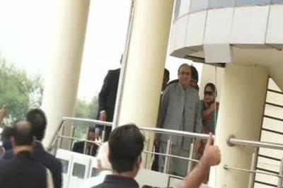 جعلی اکاؤنٹس کیس: سابق صدر آصف زرداری کا ایف آئی اے میں بیان قلمبند