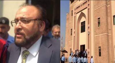 نیب ریفرنسز:نواز شریف کے وکیل اور واجد ضیا کے درمیان سخت جملوں کا تبادلہ