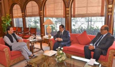 وزیراعظم سےچیئرمین نیب کی ملاقات،عمران خان کانیب کی کارکردگی پراظہارِاطمینان