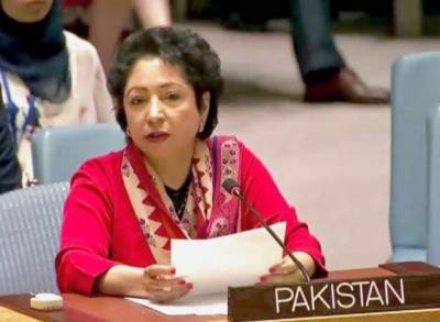 کشمیرپرسلامتی کونسل کی قراردادوں پرعمل نہ ہونااقوام متحدہ کی ساکھ پرسوالیہ نشان ہے:ملیحہ لودھی