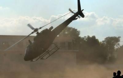 پاک بحریہ کے ہیلی کاپٹر کو بحیرہ عرب میں حادثہ,عملے کا ایک رکن شہید