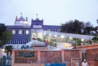 عبداللہ شاہ غازی کے 3 روزہ عرس کی تقریبات شروع،ملک بھر سے زائرین کی آمد جاری