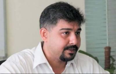 علی رضا عابدی نے ایم کیو ایم کی پارٹی رکنیت چھوڑ دی