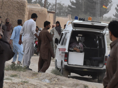 مستونگ: ریموٹ کنٹرول بم دھماکا، ٹیچر جاں بحق، بیٹا زخمی