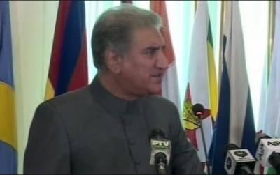 (ن)لیگ اور پی پی کے مفادات مختلف،اکٹھے نہیں ہو سکتے:شاہ محمود قریشی