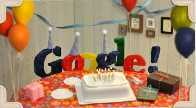 دنیا کے صف اول کا سرچ انجن ''گوگل'' کی آج اپنی 20ویں سالگرہ
