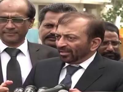 علی رضا عابدی نے دلبرداشتہ ہوکر پارٹی کی رکنیت سے استعفی دیا:فاروق ستار