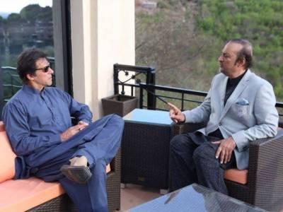 عمران خان کی بابر اعوان کے استعفی دینے پر تعریف