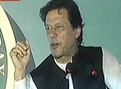پاکستان کبھی کسی اور کی جنگ کا حصہ نہیں بنے گا،سول ملٹری تنازعات صرف ایک افسانہ ہے، ہم سب ایک پیج پر ہیں ، ہم سب کا مقصد پاکستان کی ترقی ہے : وزیراعظم عمران خان