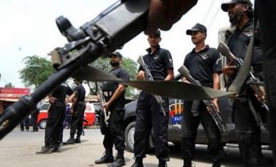 گوجرانوالہ:سی ٹی ڈی کی کارروائی 2دہشتگرد گرفتار، اسلحہ برآمد