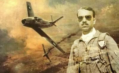 یوم فضائیہ:ایم ایم عالم نے ایک منٹ میں5 بھارتی طیارے گرا کر عالمی ریکارڈ بنایا