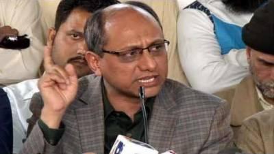سندھ حکومت عوام سے کیے تمام وعدے پورے کرے گی:سعید غنی