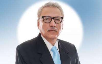 نومنتخب صدر عارف علوی کل اپنے عہدے کا حلف اٹھائیں گے