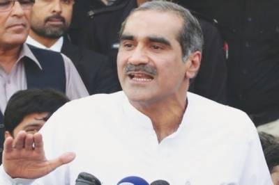 پاکستان کی بقا کے لیے نواز شریف کو آزادی دلانا ہوگی,نئے پاکستان کو 22 دن ہو گئے صرف بونگیاں ماری گئیں:سعد رفیق
