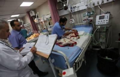 امریکا کا فلسطینی اسپتالوں کیلئے امداد بند کرنے کا فیصلہ