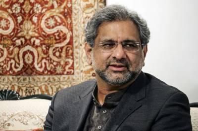سابق وزیراعظم شاہد خاقان عباسی کے وارنٹ گرفتاری جاری