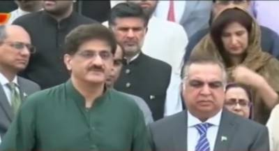 سانحہ بلدیہ میں انسانیت کے ساتھ ظلم ہوا اور مجرموں کو ہر صورت سزا ملنی چاہئے:وزیراعلی سندھ