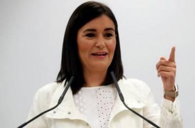 متنازع ڈگری معاملہ:اسپین کی وزیر صحت کارمن مونٹن مستعفی